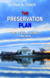Front Cover - The Preservation Plan