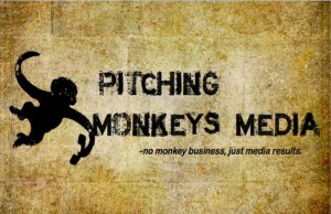 pitching monkeys
